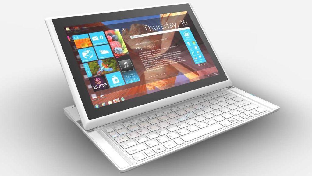 Первый планшет-слайдер MSI Slider S20 - на Windows 8