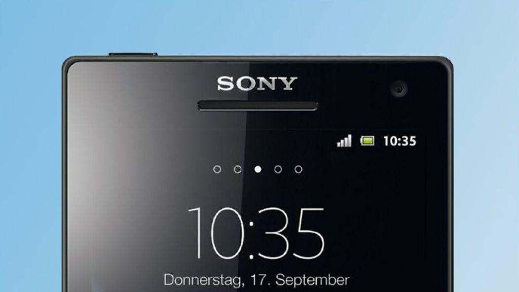 NFC в смартфоне Sony Xperia S