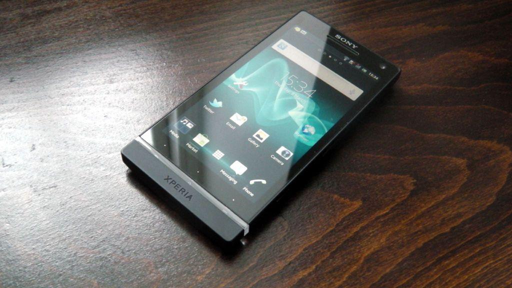 Немного о характеристиках смартфона Sony Xperia S