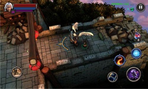 Soulcraft – RPG для Windows Phone