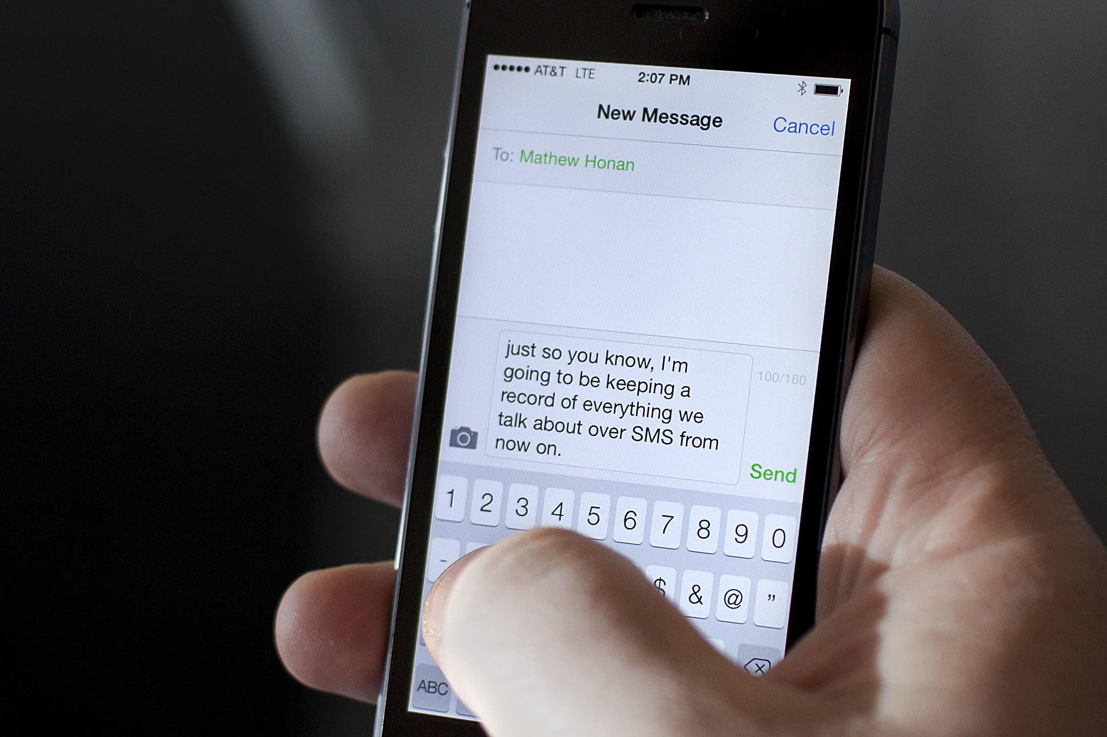 Как отменить отправку ошибочного SMS на iPhone с Jailbreak и без него?