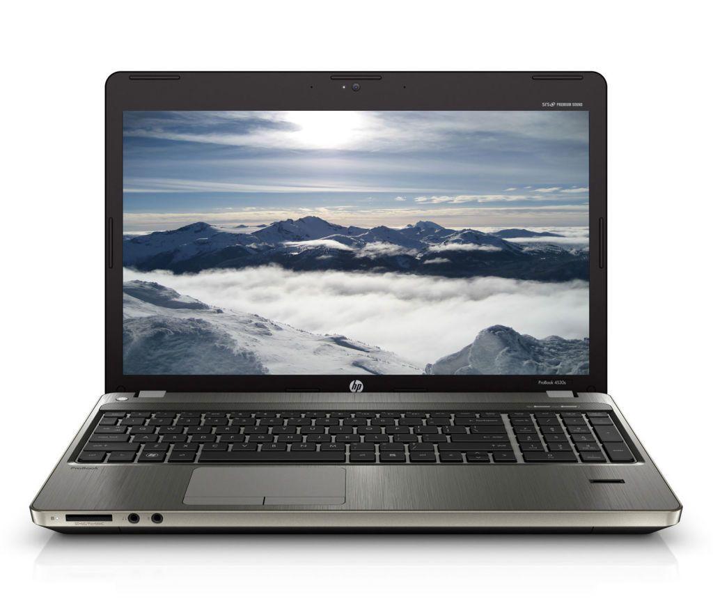 ProBook 4730s - производительный ноутбук от Hewlett-Packard