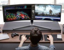 Преимущества и критерии приобретения игрового монитора