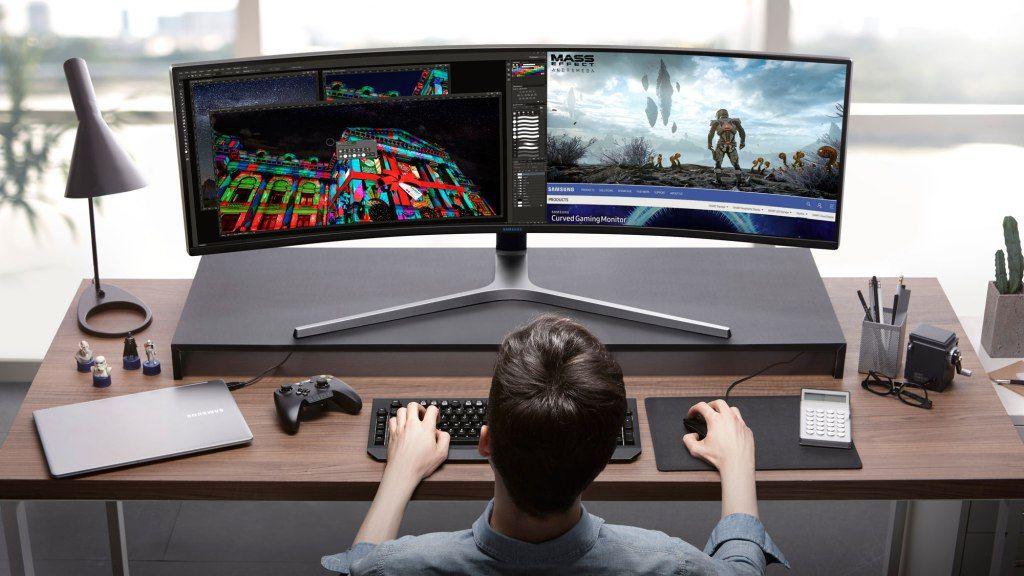 Преимущества приобретения монитора для игрового ноутбука