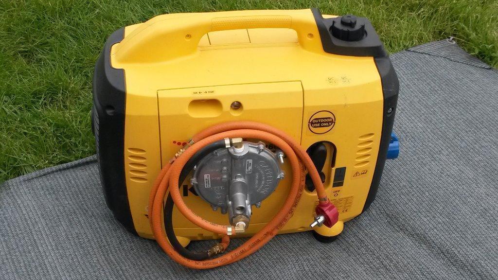 Бензиновый генератор: преимущества и особенности выбора