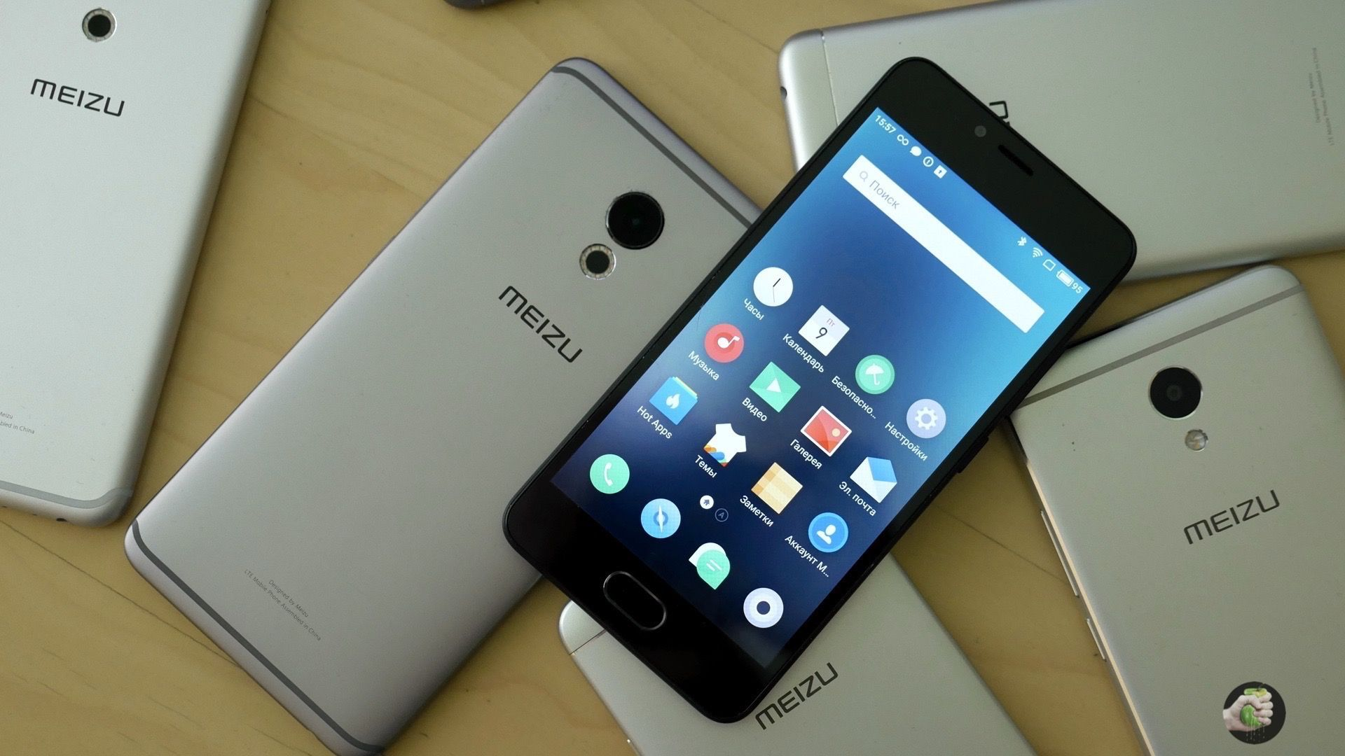 Обзор смартфона Meizu M5c
