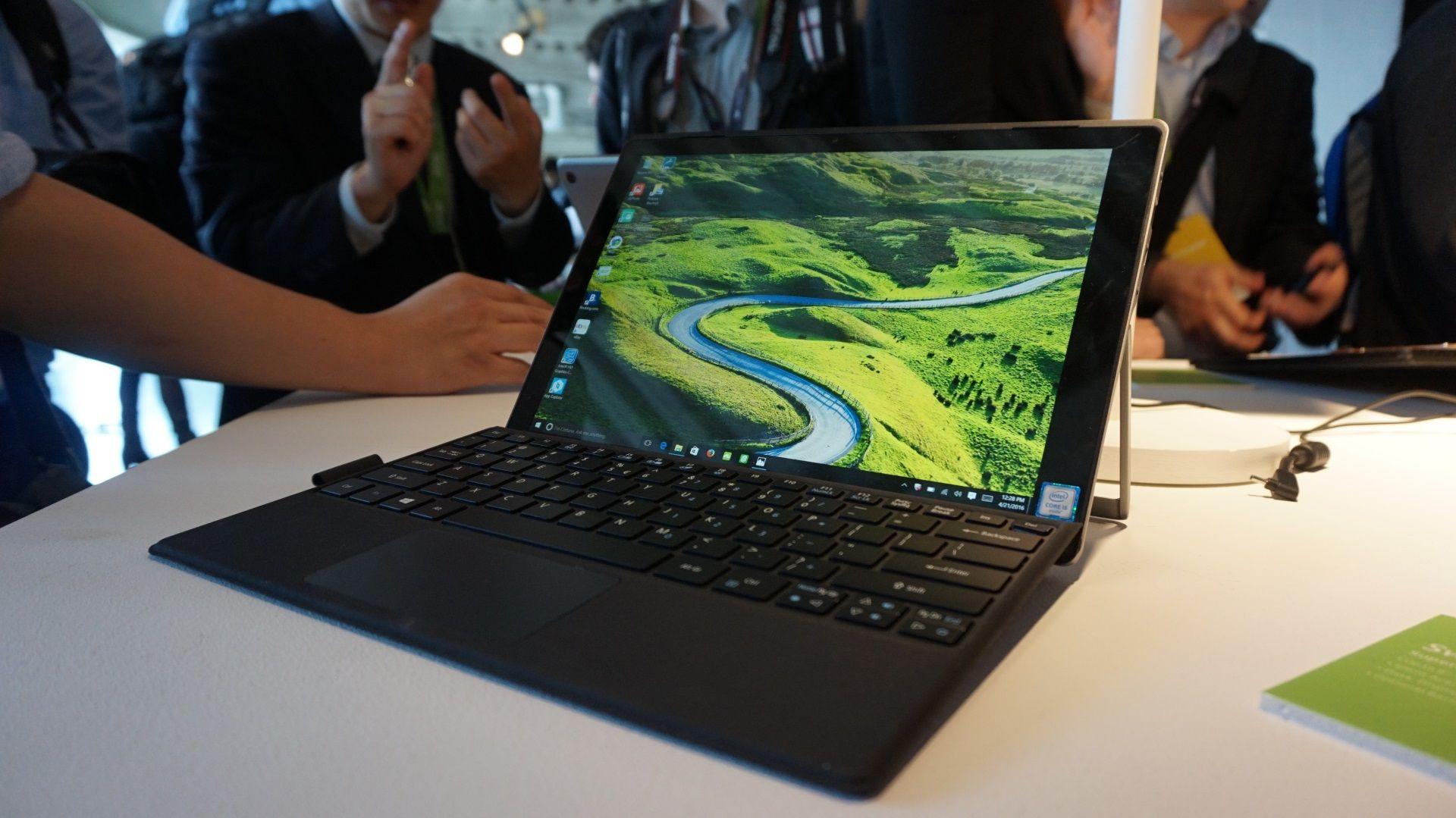 Обзор Acer Aspire Switch Alpha 12