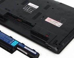 Основные причины неисправности батареи ноутбука