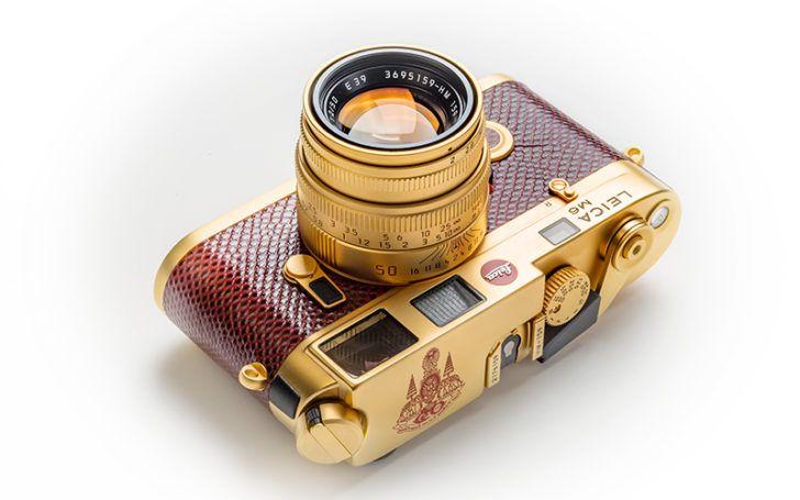 Одни из лучших фотоаппаратов Leica
