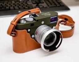 Одни из лучших фотоаппаратов Leica с большой историей