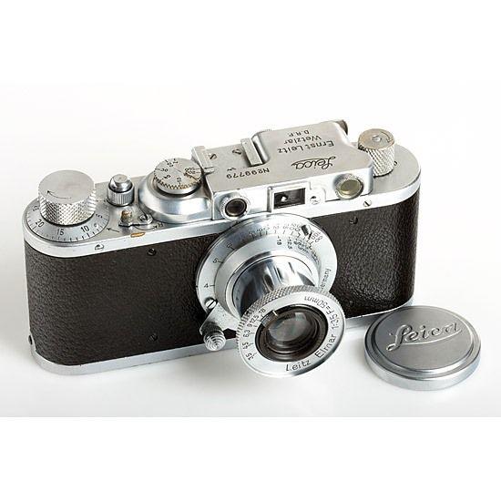 Как Leica появились