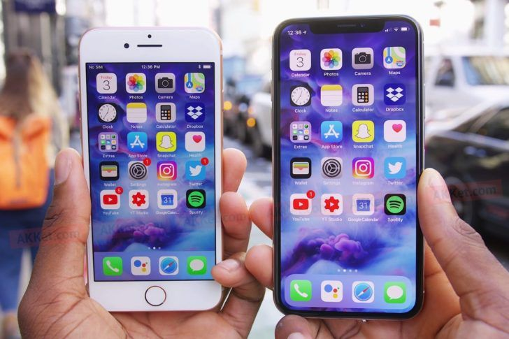 Всё самое интересное про Айфон 10