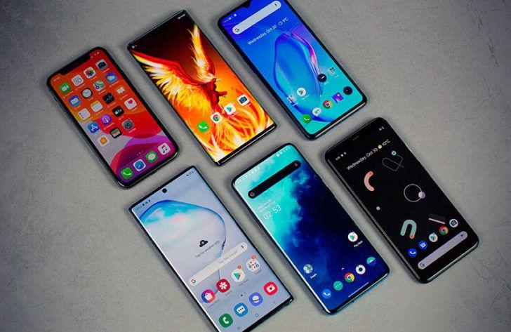Выбираем смартфон по экрану