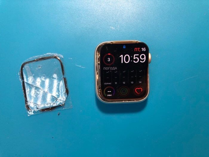 Частые поломки часов Apple Watch