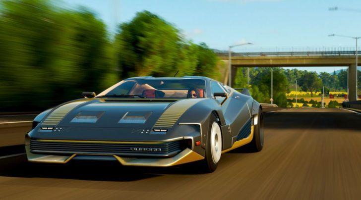 Краткий обзор Forza Horizon 4