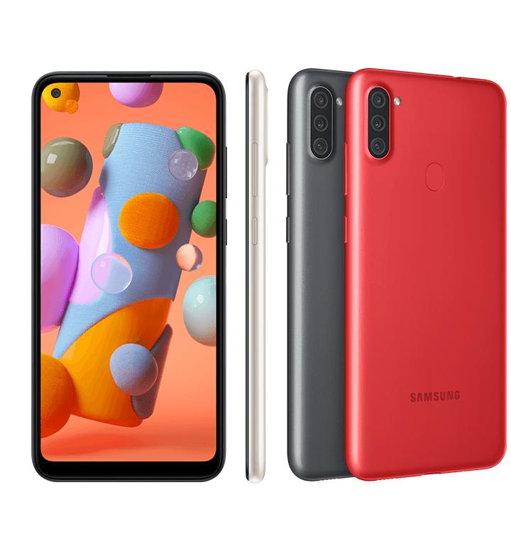 Смартфон Samsung Galaxy A11